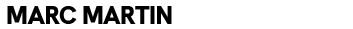 Marc Martin Logo